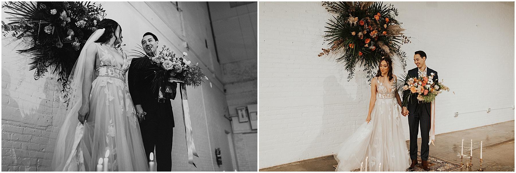 Tropical inspired boho wedding cleveland ohio the madison venue winter wedding_0122.jpg