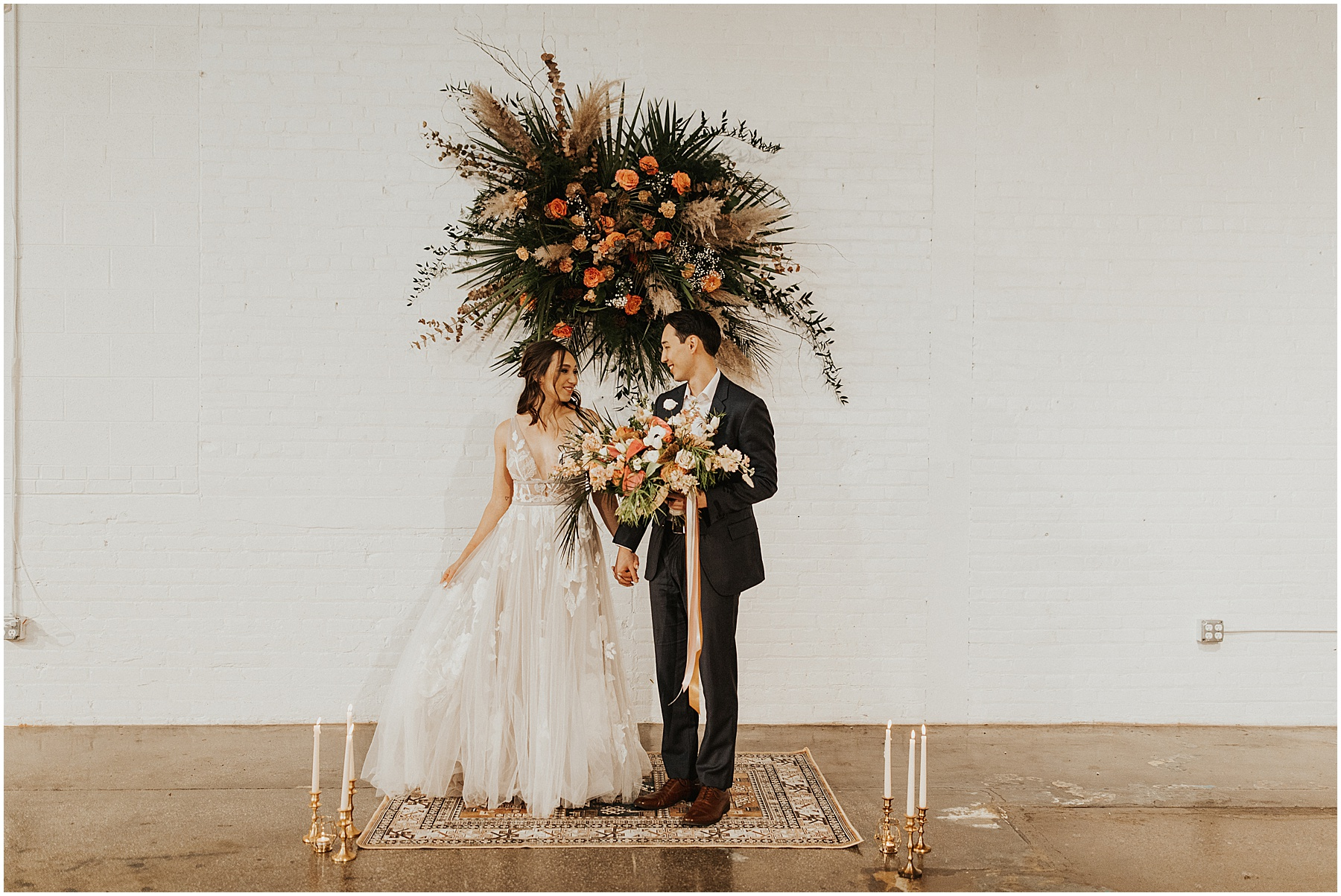 Tropical inspired boho wedding cleveland ohio the madison venue winter wedding_0123.jpg