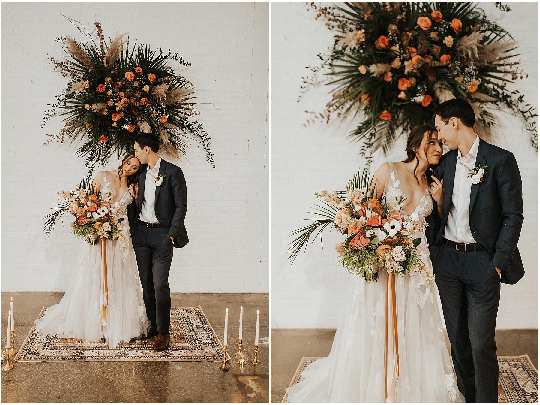 Tropical inspired boho wedding cleveland ohio the madison venue winter wedding_0124.jpg
