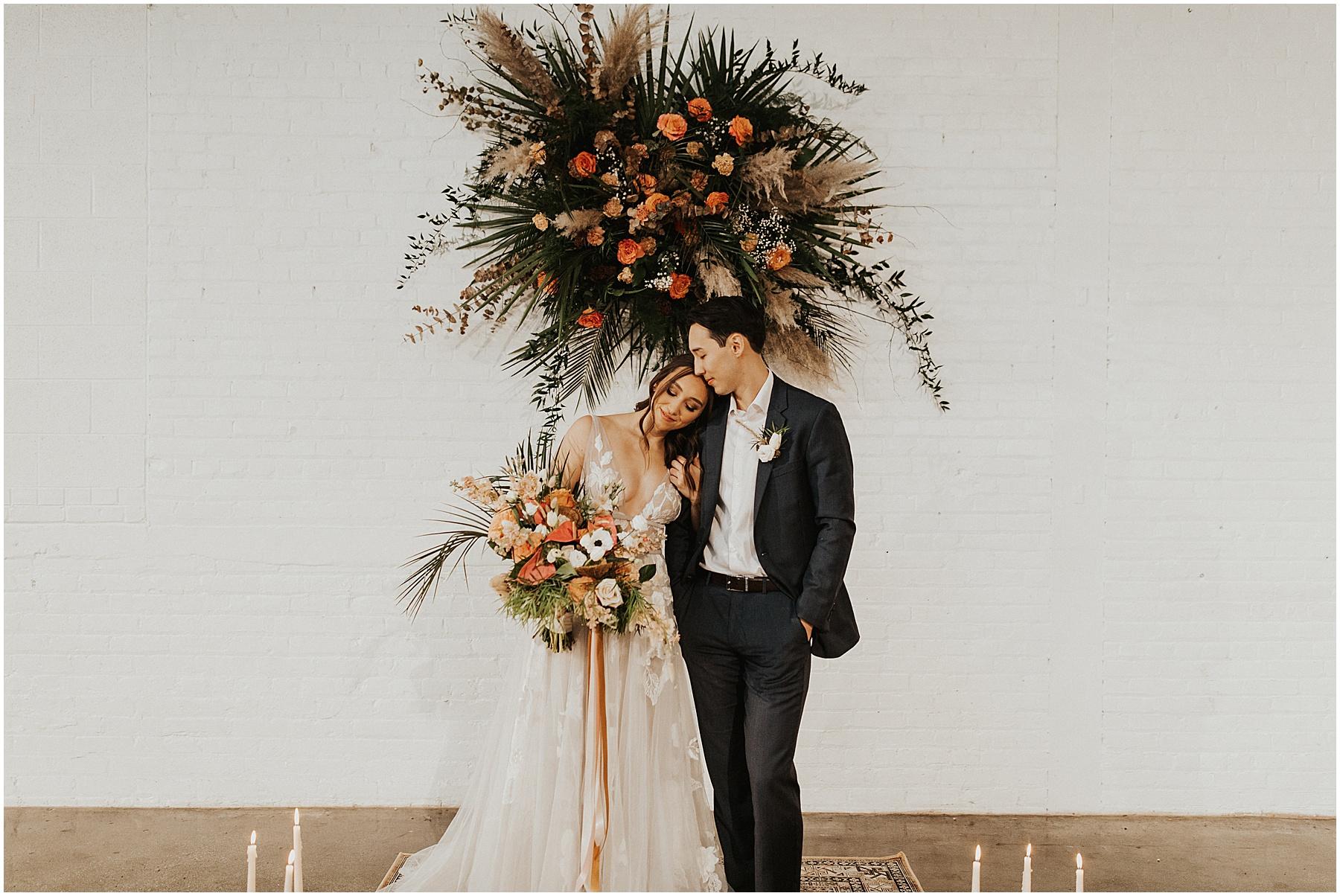 Tropical inspired boho wedding cleveland ohio the madison venue winter wedding_0125.jpg