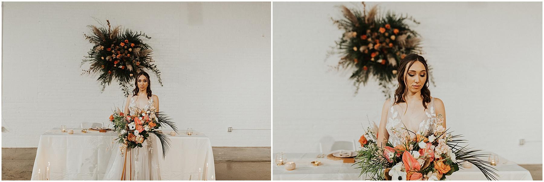 Tropical inspired boho wedding cleveland ohio the madison venue winter wedding_0135.jpg