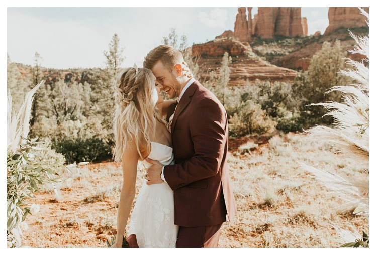 Intimate Elopement in Sedona Cathedral Rock_0994.jpg