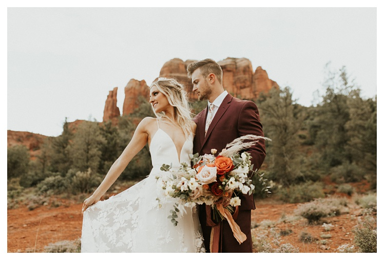 Intimate Elopement in Sedona Cathedral Rock_1008.jpg